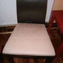 Krzesło po czyszczeniu