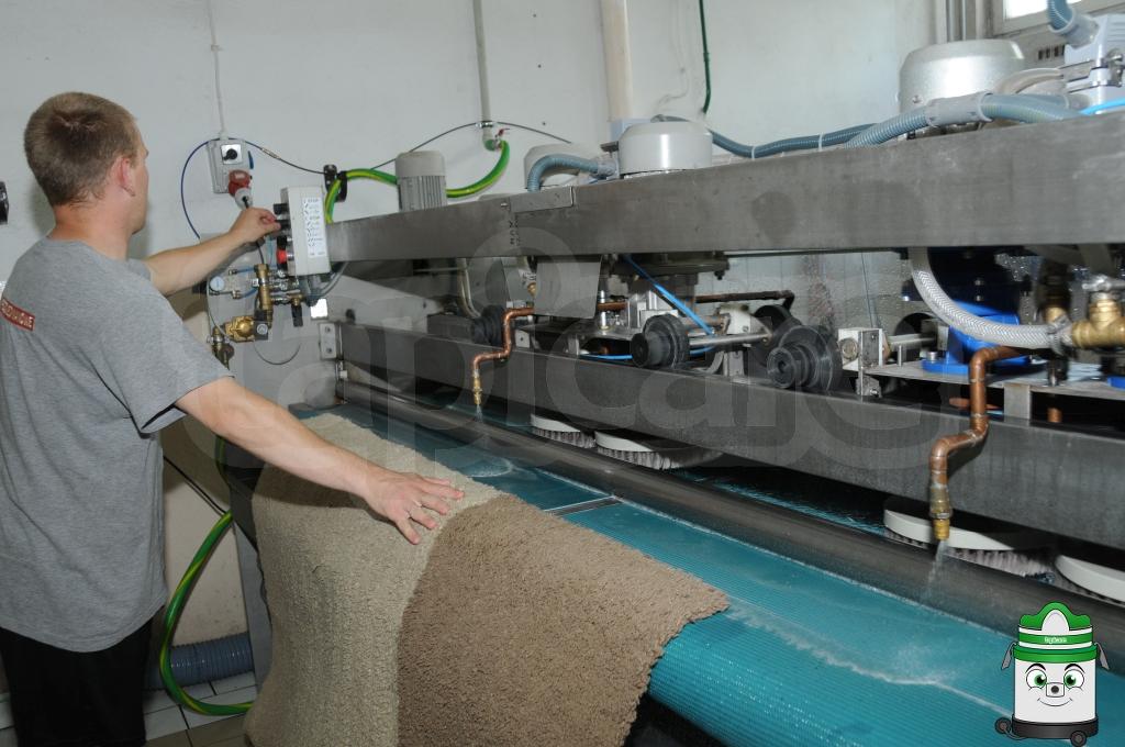 Oryginał Pralnia dywanów wełnianych, sztucznych i orientalnych « UD55