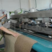 Przygotowanie maszyny do czyszczenia