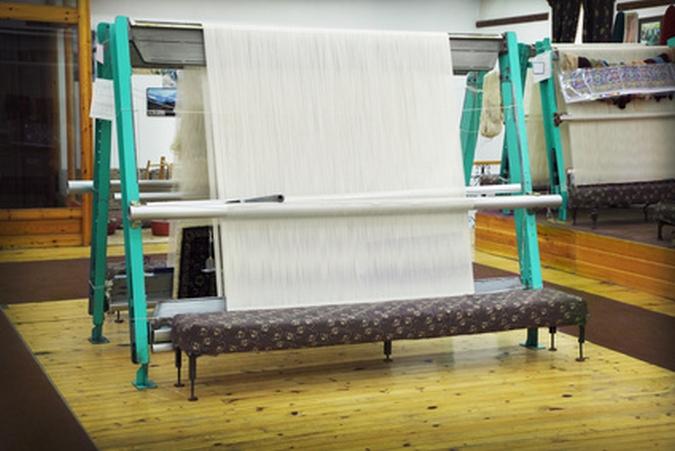 tkanie ręczne dywanów